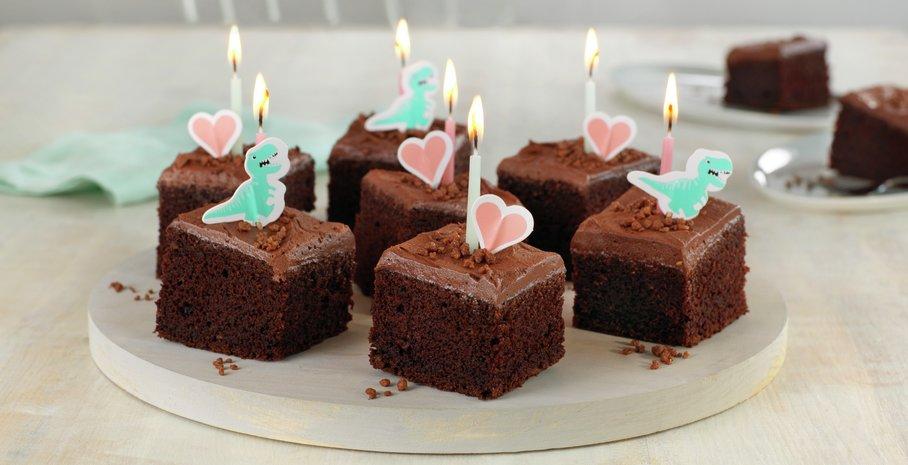 Barnas beste sjokoladekake