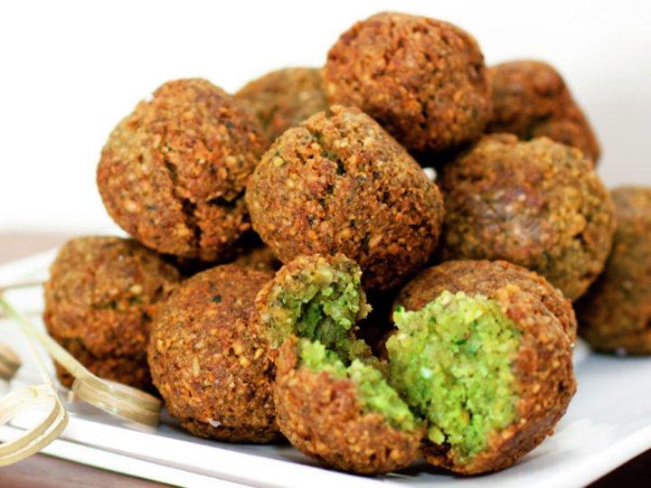 The Kasbahs falafel