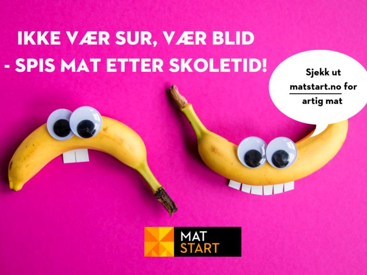 ETTER SKOLETIDMAT PÅ MATSTART.NO