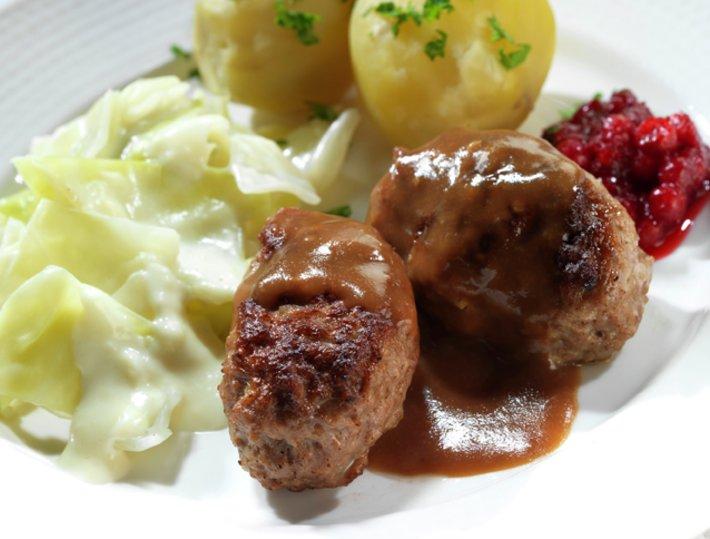 Kjøttkaker i brun saus høyde_4