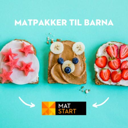 Matpakker MatStart