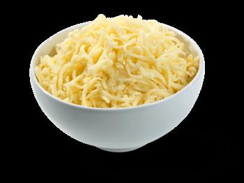 ferdigrevet ost