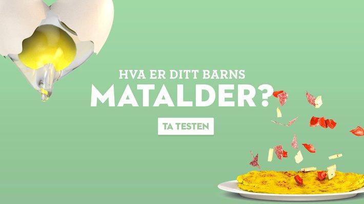 MatStart kampanje karusell