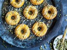 Doughnuts med gresskar
