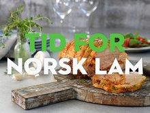 Norsk lam er en eksklusiv råvare