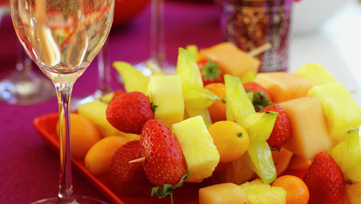Fruktspyd