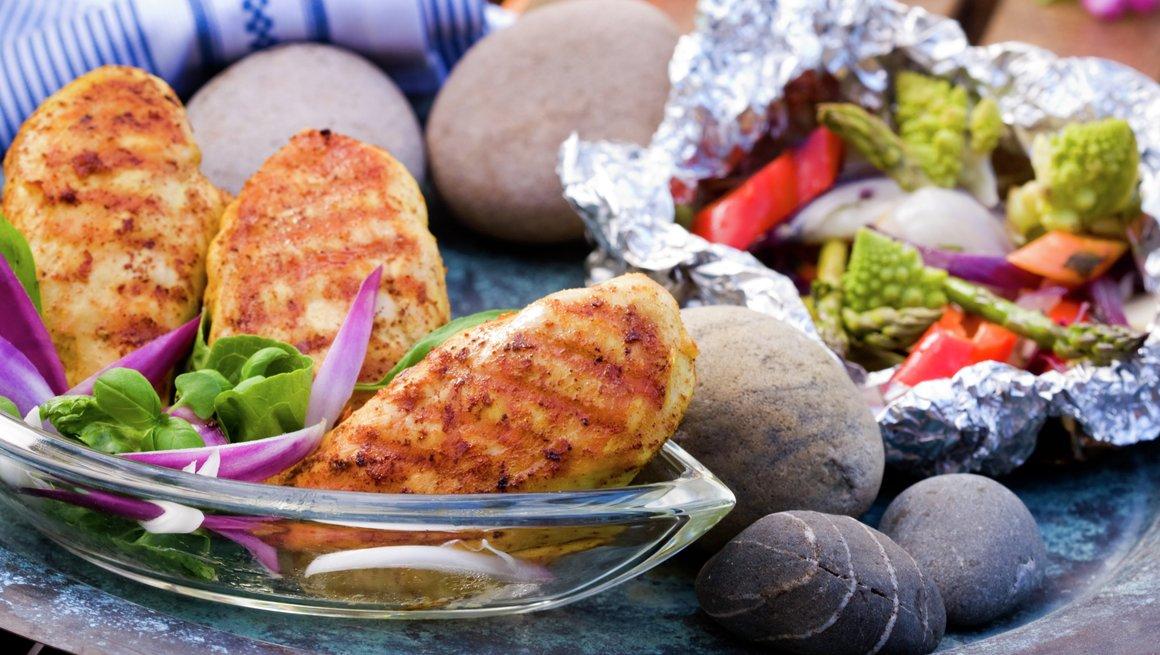 Persiske kyllingfileter