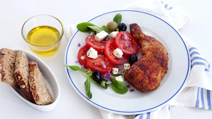 Gresk kylling