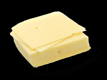 ferdig skivet ost