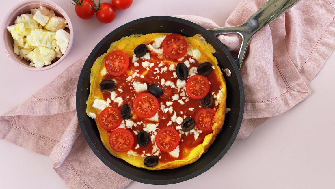Pizzaomelett