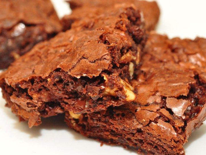 Hjemmelaget brownies