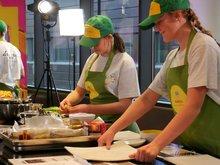 Bli med og sett fokus på skolemåltidet ved deres skole!