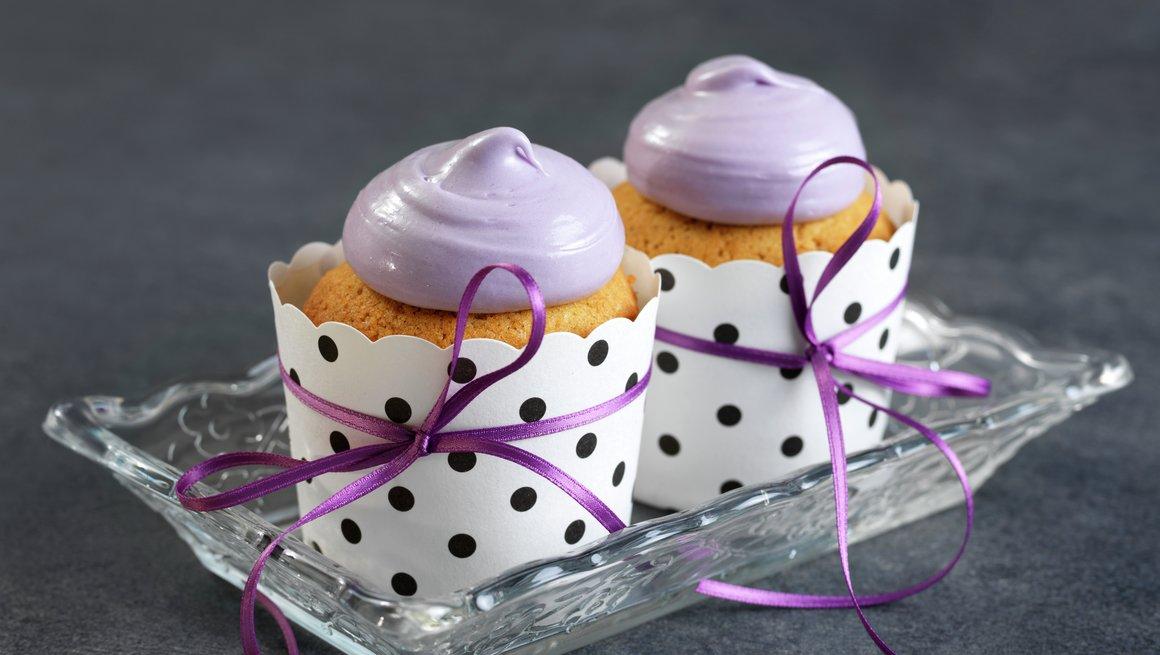 Advent cupcakes