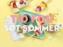 Skjem deg bort med noe søtt i sommer