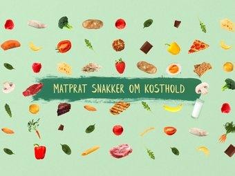 Hva er sunt og bærekraftig å spise?