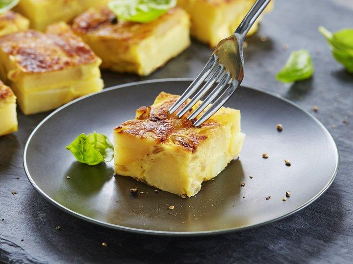 Potet-tortilla