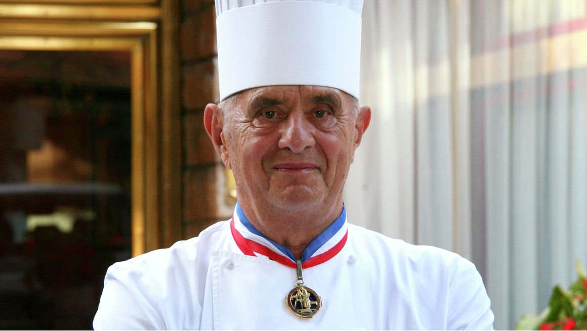 Paul Bocuse, Lyon