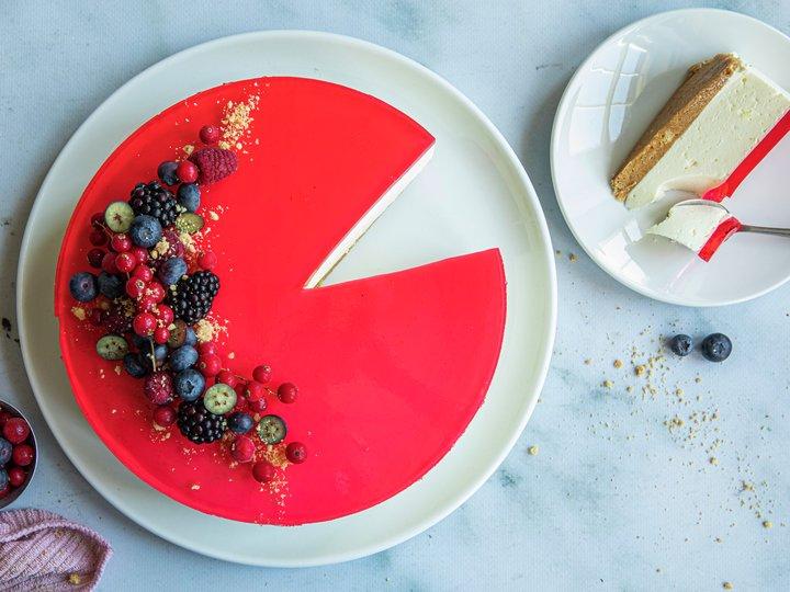 Vi har samlet alle våre beste oppskrifter på ostekaker på ett sted. Hvem liker du best?