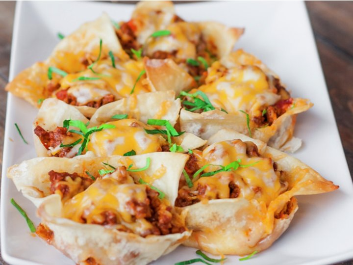 mini lasagne kopper