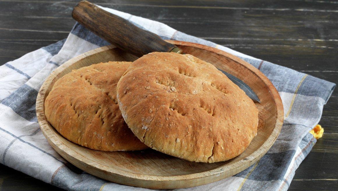 Gahkko - samisk brød