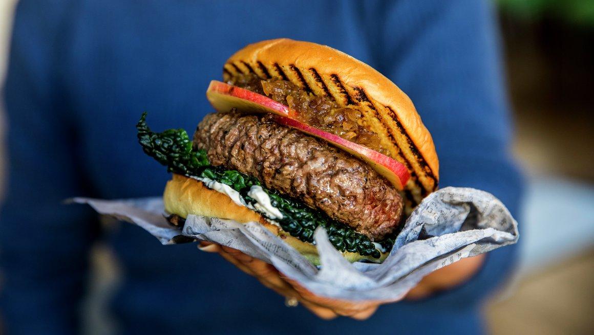 Reinsdyrburger