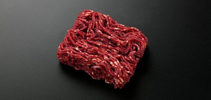 Kjøttdeig av reinsdyr
