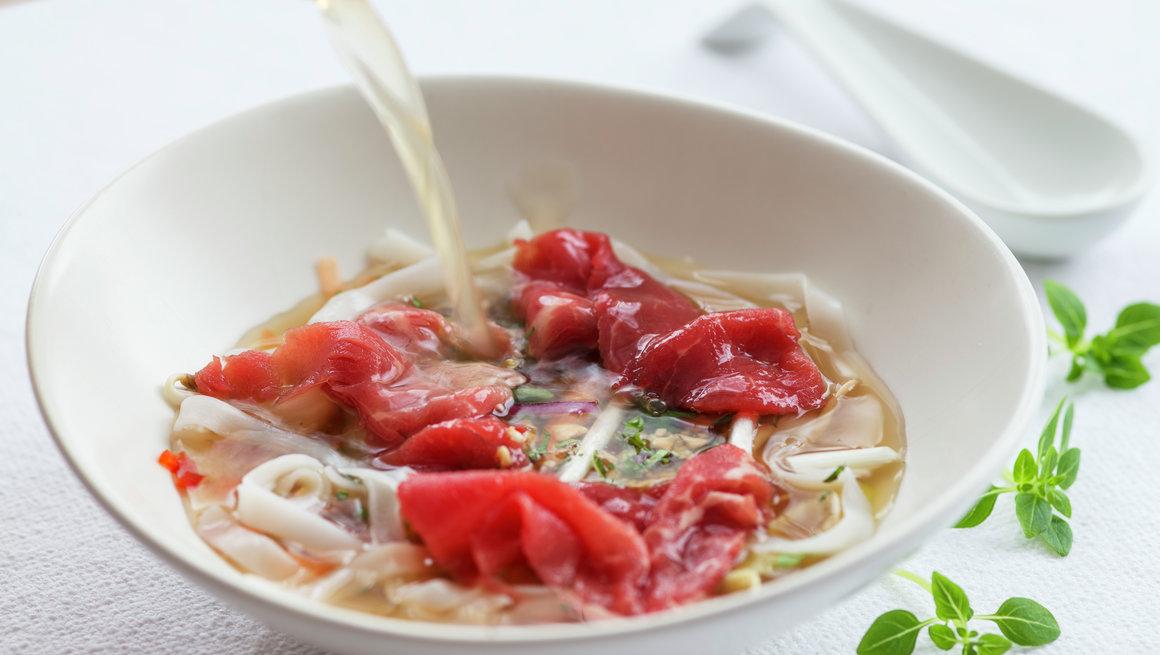 1 Vietnamesisk vårsuppe