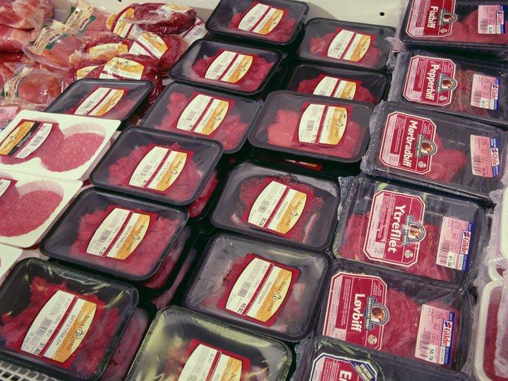 Hvor kommer kjøttet fra?