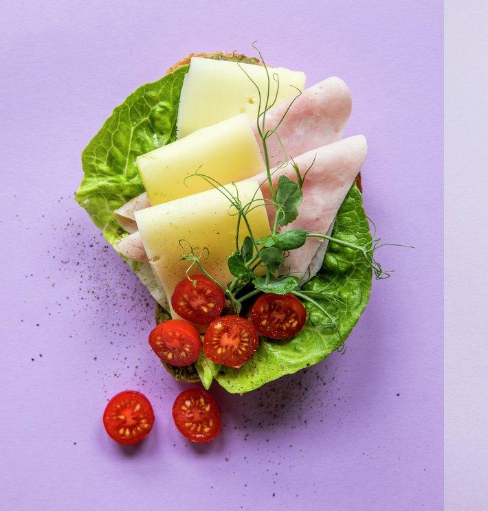 Matpakketips - enkel og fargerik matpakke