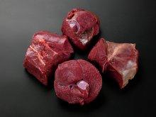Reinsdyr kokekjøtt