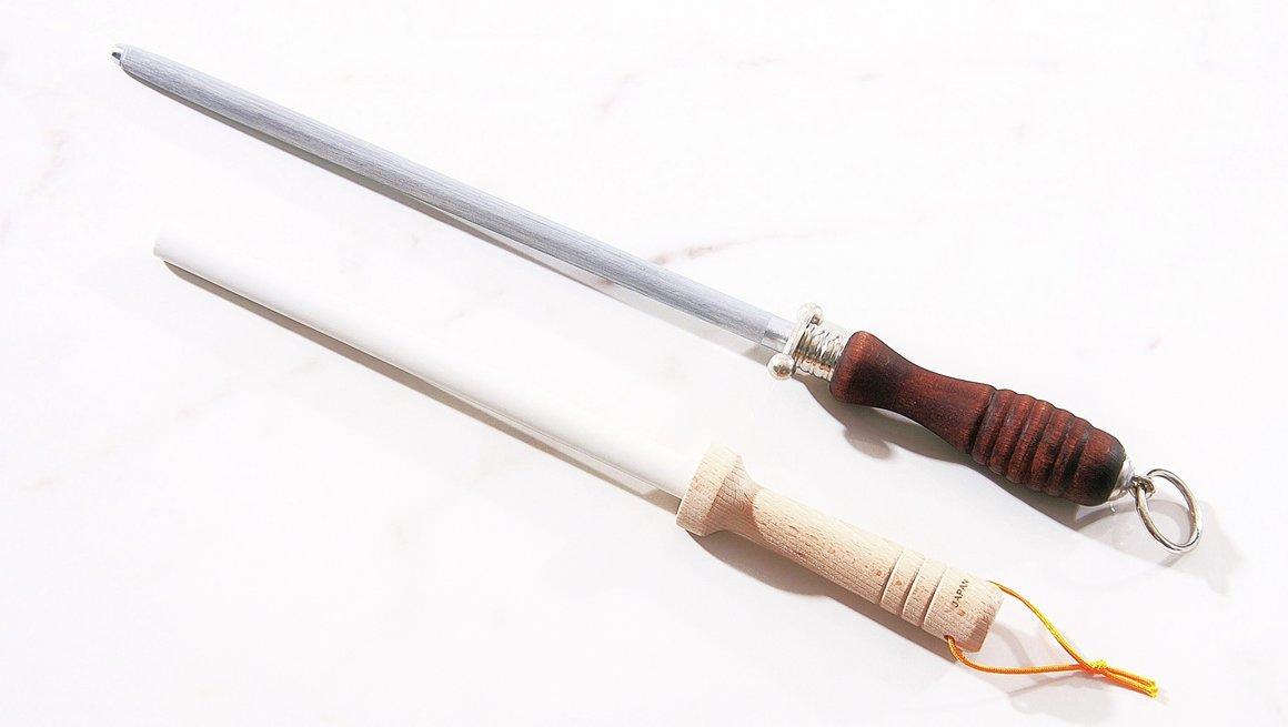 Slipestål/knivstål