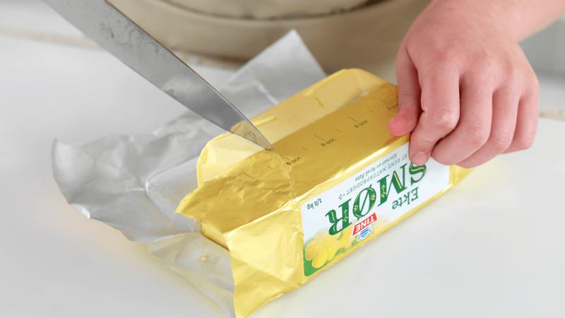 Smør måle 100 g 1