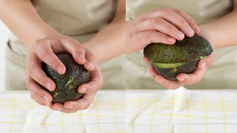 Pitabiter med enkel guacamoledipp