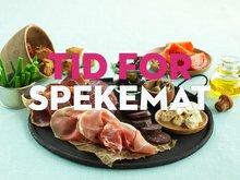 Spekemat er norsk fast food