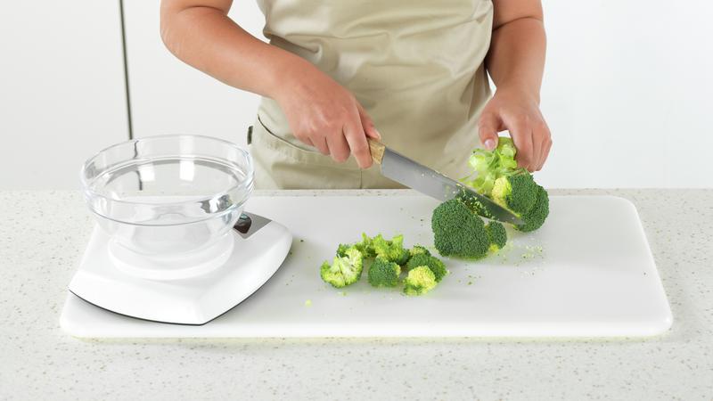 Lun salat med skav