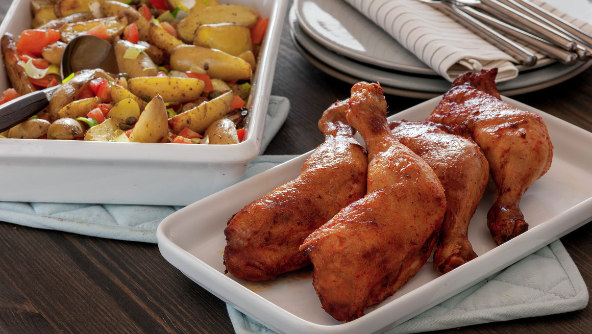 kyllinglar i ovn tid