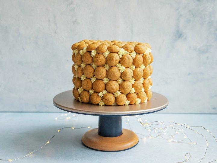 Bubble cake til jul