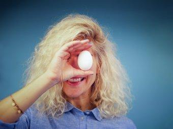 Hvor mange egg kan jeg spise?