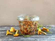 Sopp pickels