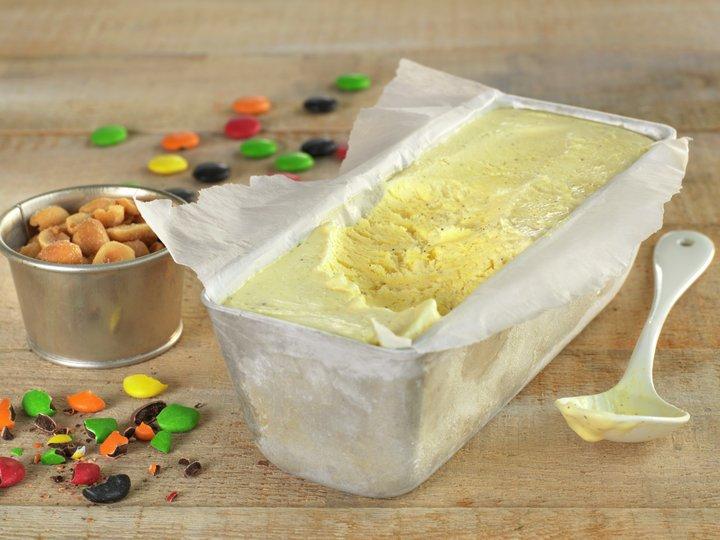 hvordan lage iskrem med iskremmaskin