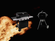 Hvilken grill skal jeg velge?