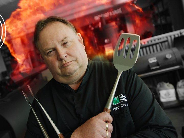 Bjørn Tore Teigen BBQ