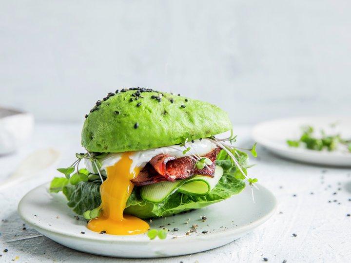 Avokadoburger