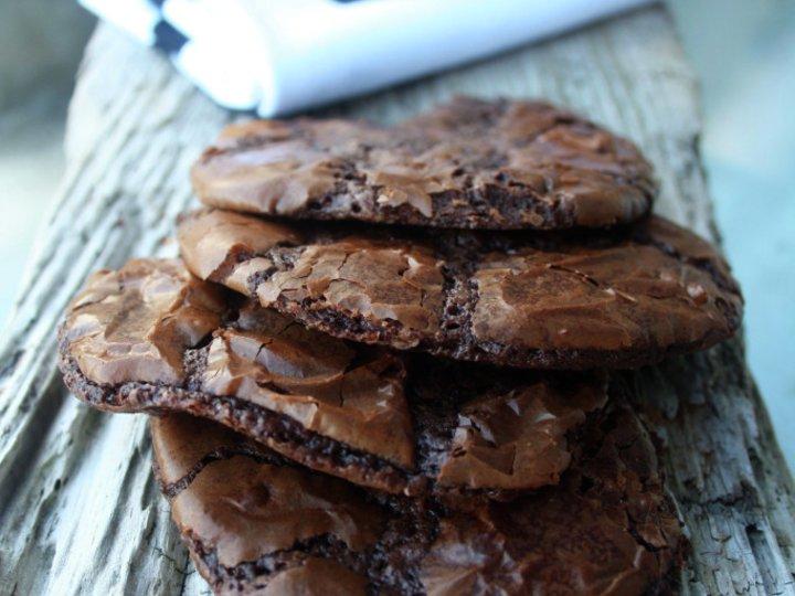 sjokolade cookies