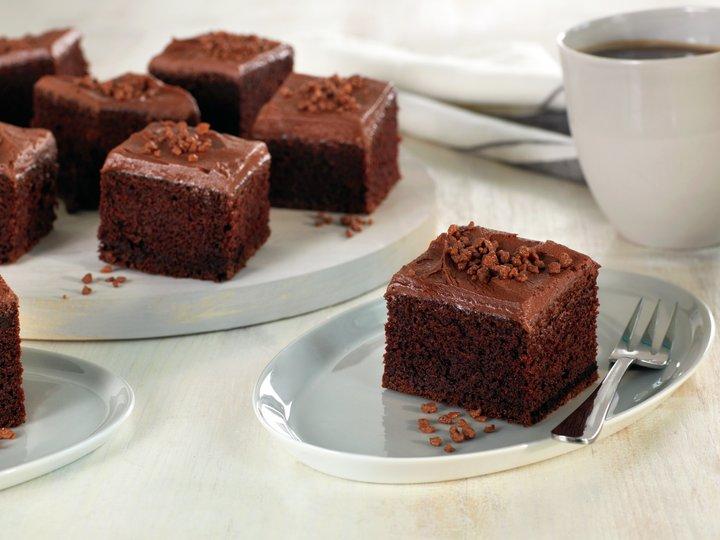 enkel sjokoladekake oppskrift