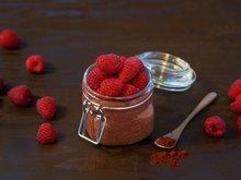Kjøleskapsgrøt med sjokolade