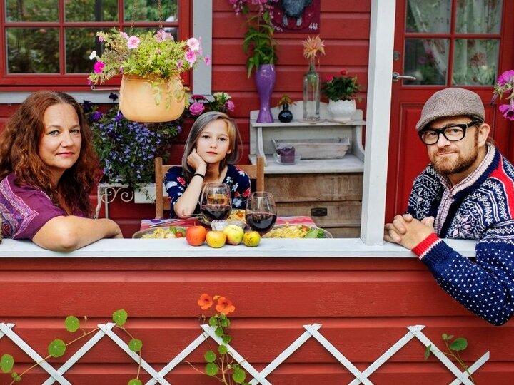 Middag i Norge 2020 - Hva spiser vi? Og hvor gjør vi det?