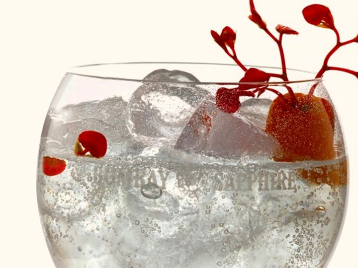 Spring Blossom Gin Tonic