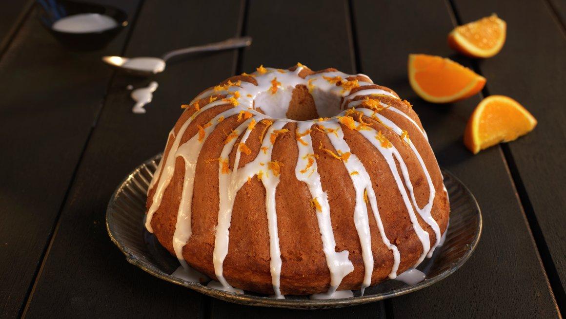 Appelsinkake
