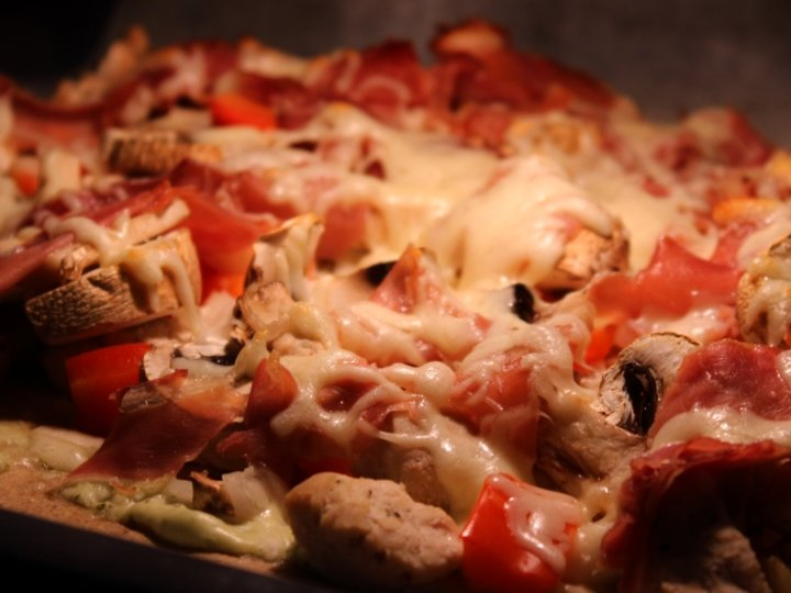 Knakanes sunn og god pizza